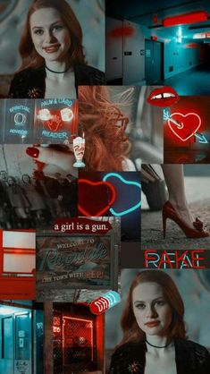 #riverdale - Cheryl Blossom aka Cheryl Bombshell