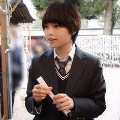 Yurina Hirate Japanese Uniform, School Uniform, Bullying, Short Hair Styles, Idol, Poses, My Love, Celebrities, Yurina Hirate