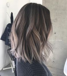 balayage dark hair - Google Search                                                                                                                                                                                 More