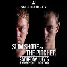 Slim Shore & The Pitcher @ WiSH Outdoor 2013