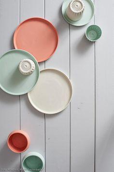Feine Keramik von Kulør! Filigrane Vasen, Becher und Teller – Im Interview auf roomido.com #roomido #ceramics #design