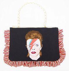 Bowie Clutch