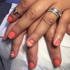 Parfait pour l'été! #nail #nails #ongles #beauté #Nailsart