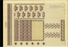 Folk Art, Stitch Patterns, Projects To Try, Traditional, Embroidery, Restaurant Ideas, Peasant Blouse, Cos, Ethnic
