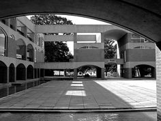 Falmer House, University of Sussex by keithp66, via Flickr