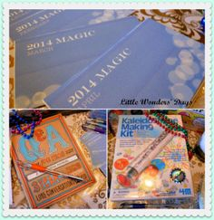 New Year's Eve activity:  Monthly family activity cards Each child gets one month from each season to help decide a special family activity.
