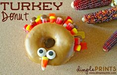 Easy turkey donut