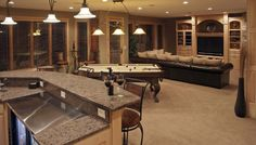 basement remodeling ideas and pictures | Design, Basement Remodel Cultivate Ideas: Significant Remodel Basement ...