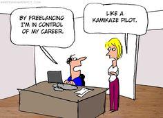 Los freelance en control de su carrera?
