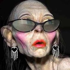 Mrs. Gollum