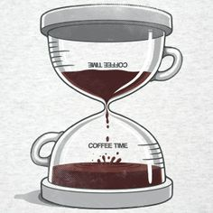 It's Coffee Time! Get this funny coffee pun tshirt to show your love of java and punny things! Also available as a hoodie, mug, laptop case, notebook and more! Coffee Cafe, V60 Coffee, Coffee Drinks, Coffee Mugs, I Love Coffee, Coffee Break, Coffee Girl, Fresh Coffee, Coffee Quotes