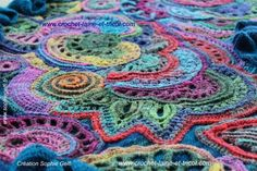 russian rhapsody 3.  This is some of the most amazing crochet work I've ever seen.