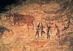 Pintura rupestre - Neolítico
