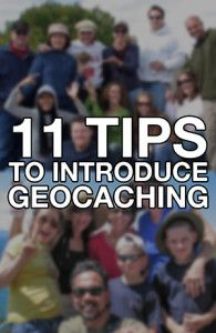 Introduce Geocaching to friends! With these helpful tips, you'll have a fun time AND you just might have some new converts to go geocaching with you!