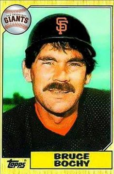 San Francisco Giants Manager Bruce Bochy.