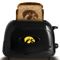 Iowa Hawkeyes Toaster