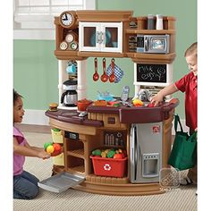 Step 2 Play Kitchen step2 lifestyle new traditions kitchen | toy kitchens http://www