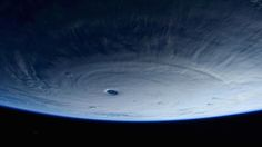 Astronauts capture incredible images of Super Typhoon Maysak - Yahoo News