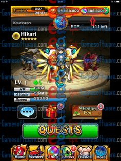 Monster Strike Android Hack and Monster Strike iOS Hack. Remember Monster Strike Trainer is working as long it stays available on our site.