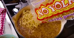 Cheeseburger Noodles Are The Closest Thing To A Skillet-Sized Cheeseburger