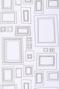 Tapete Frames | Tapeten Der 70er