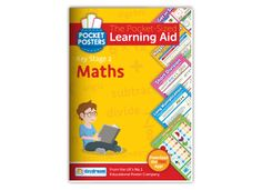 Math Elementary Pocket Posters are the perfect study, classwork and homework aid for elementary school students. Adding And Subtracting Fractions, Improper Fractions, Key Stage 2 Maths, Long Multiplication, Ks2 Maths, Revision Guides, Negative Numbers, Interactive Board, Primary Maths