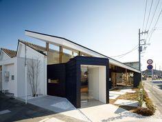 'patisserie uchiyama',higashi kirya, gunma, japan : Takato Tamagami Architect | Sumally