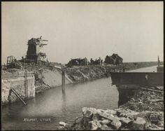 26/10/1914 Eerste poging tot onderwaterzetting mislukt - De Groote Oorlog Dag op Dag - Geschiedenis - KW.be - Nieuws uit West-Vlaanderen