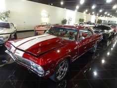'65 Impala SS Resto-Mod. Awesome American Musclecar!