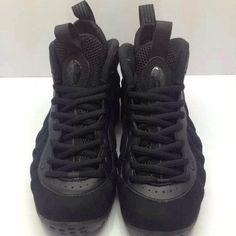 black suede foamposite release date 06 570x570 Nike Air Foamposite One Black Suede   Release Date