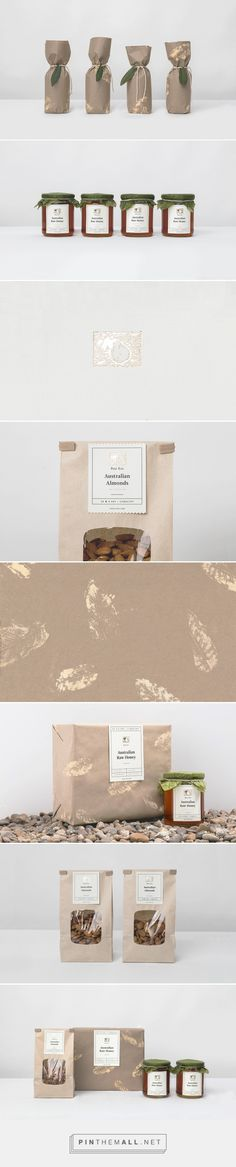 Pear packaging branding on Behance by Futura curated by Packaging Diva PD. A brand of organic products imported from Australia. The idea was born from... - a grouped images picture