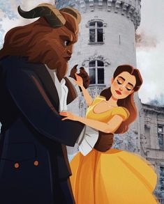 18 Ideas Digital Art Disney Illustrations For 2019 Arte Disney, Disney Fan Art, Disney Love, Disney Magic, Disney Belle, Disney Pics, Disney Stuff, Disney Illustration, Belle And Beast