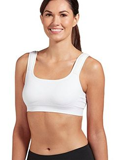 12d07950baadd Jockey Womens Activewear High Impact Performance Seamless Sports Bra  midnight S -- Visit the image