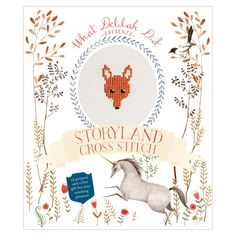 This book is a collection of cross stitch projects and stories set in a wild sort of a fairyland. There are patterns big and small; things for begi...