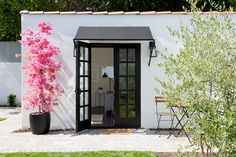 Jette Creative - Guest house exterior
