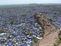 Jodhpur - India's Blue City