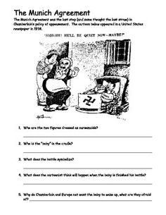 Worksheets World War 2 Worksheet vocabulary worksheets world war ii and on pinterest the nazi soviet pact munich agreement