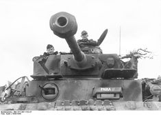 "German Panzer IV( nicknamed ""Paula"") and crew from the SS-Panzer-Regiment 12 ""Hitlerjugend"". Belgium  1943"
