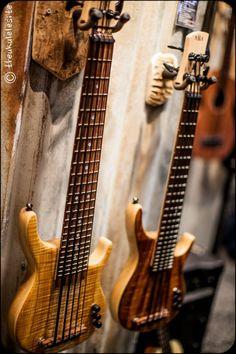Kala Bass Ukulele - Photo by The Ukulele Site