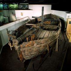 Gunboat Philadelphia (Revolutionary War) at Smithsonian