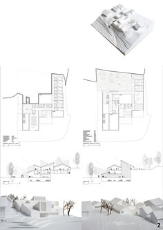 Centro Polifuncional en Sappada HGO Oficina de Arquitectura 02