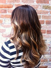 Color melting is not the same as the ombre trend. it is more about transitioning from dark to light in a soft natural blend.  Salonduoaugusta.com