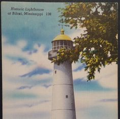 Biloxi, Miss. Lighthouse
