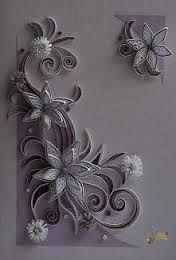 Znalezione obrazy dla zapytania quilling kwiaty krok po kroku