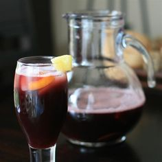 """Sassy Sangria 