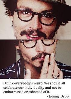 Johnny said