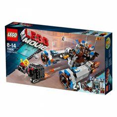 Win een LEGO Movie bouwdoos