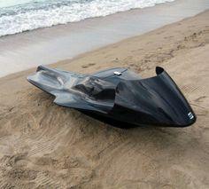 Jet ski - Batman?