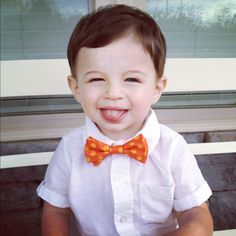 On Hello Jack Blog: Handmade By Gigi bowtie preview + giveaway