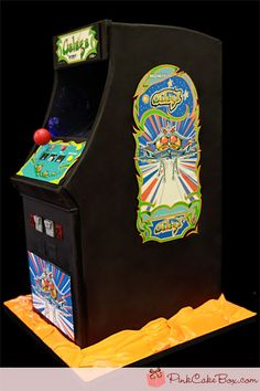 Galaga replica!  by pinkcakebox